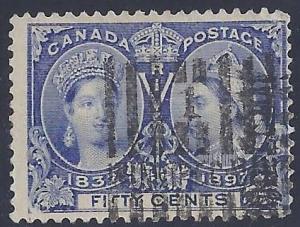 Canada Scott #60 Used
