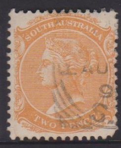 South Australia Sc#106 Used Perf 13