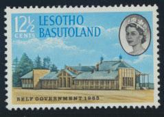 Lesotho / Basutoland  SG 97   Mint  Hinged  New Constitution