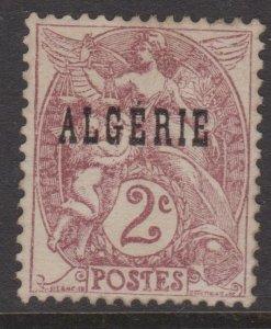 Algeria Sc#2 MNG