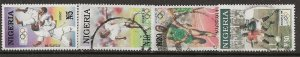 Nigeria 671-674 u