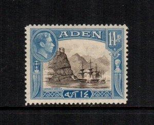 Aden  23a  MNH cat $ 3.75