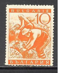 Bulgaria Sc # 316 mint hinged (DT)