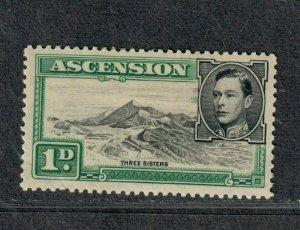 Ascension Sc#41 M/LH, p 13, Cv. $30