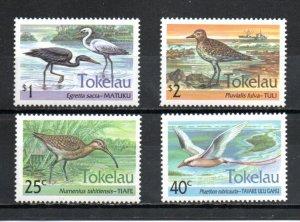 Tokelau 190-193 MNH