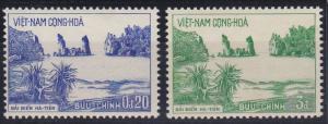 Vietnam 242-243 MNH (1964)