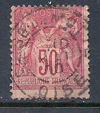 France #101 ( U)  CV $2.75