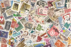 Poland Stamp Collection - 1,500 Different Stamps