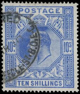 Great Britain Scott 141 Gibbons 265 Used Stamp