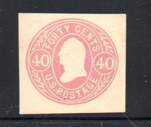 U 73 Mint Margins  CV $120