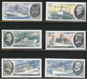 Russia Scott 4799-4804 MNH** 1979 Ship set