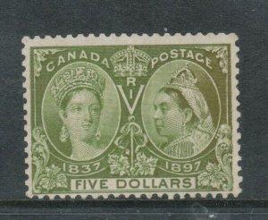 Canada #65 Mint Fine No Gum