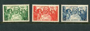 Algeria #226-8 Mint