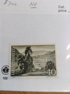 Liechtenstein  #  340  MNH