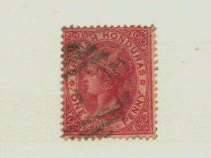 British Honduras - SG# 18 Used  /  Lot 0719310
