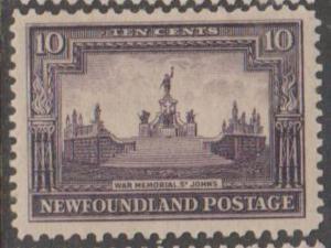 Canada Province - Newfoundland Scott #153 Stamp - Mint Single