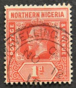 DYNAMITE Stamps: Northern Nigeria Scott #41 – USED