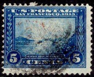 US Stamp #399 USED SCV $10.00