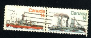 Can #778-79   pair   used VF 1978 PD