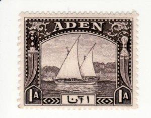 Aden #3  Mint LH, CV $4.25   .....   0020003
