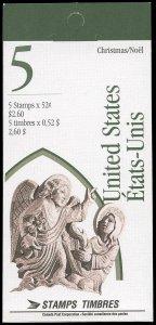 Canada Stamp Booklet - #BK188 (1995) $2.60