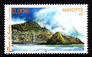 Mayotte MNH Scott #203 90c Sada Bay