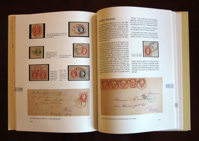 Österreich - Ungarn, 125 Jahre Ausgabe 1867, by Puschmann, König, Schindler. NEW