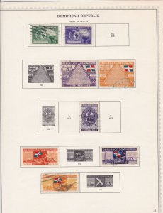 dominican republic stamps page ref 17154