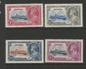 Antigua 1935 Silver Jubilee MM SG 91/4