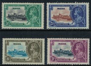 Malta #184-7*  CV $25.00