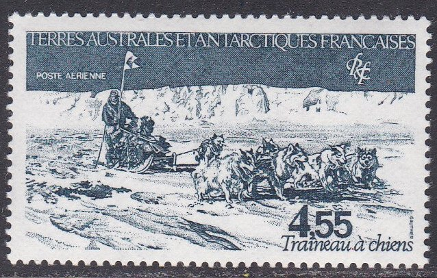 French Southern & Antarctic Territory Sc #C76 MNH