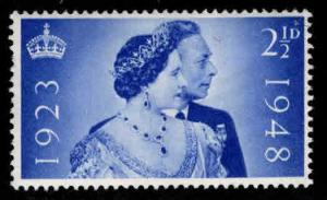 Great Britain Scott 267 MNH** 1948 stamp