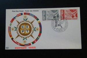 Europa Cept 1965 FDC 67394