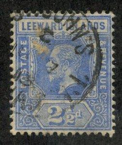 Leeward Isl, Scott #50, Used