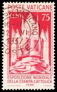 VATICAN CITY 51  Used (ID # 100131)