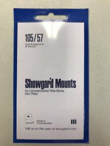 105/57 Dark Background - 20 Mounts