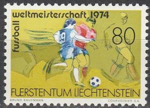 Liechtenstein #549  MNH   (S8809)