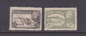 India Cochin Sc 100-101 set MH