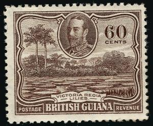 British Guiana #219 Mint VF Partial Gum...Fill in British Colony spaces!