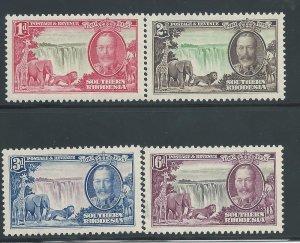 S. Rhodesia 33-6 LH
