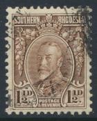 Southern Rhodesia  SG 16c  SC# 18   Used  perf 11½ see details