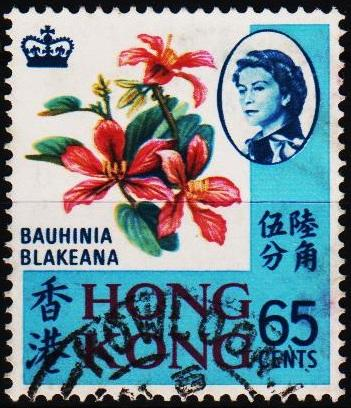 Hong Kong. 1968 65c S.G.253 Fine Used