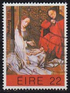 IRLAND IRELAND [1983] MiNr 0526 ( O/used ) Weihnachten