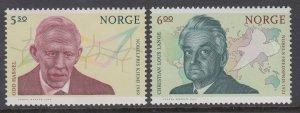 Norway 1414-1415 MNH VF