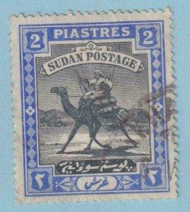 SUDAN 24 USED - NO FAULTS EXTRA FINE!