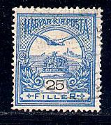 Hungary Scott # 93, used