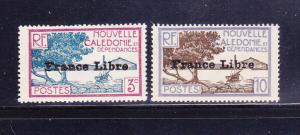 New Caledonia 219, 222 MH Bay at Paletuviers Point, Ship
