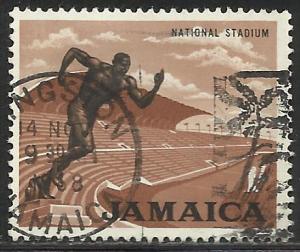 Jamaica 1964 Scott# 226 Used