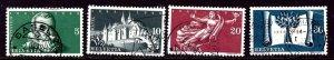 Switzerland 612-15 Used 1948 set    (ap5616)