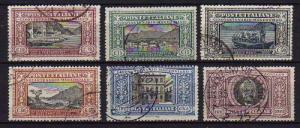 Italy 1923 - Manzoni used c/v 6100 euro